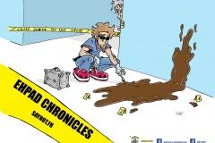 CRIME SCENE WEB