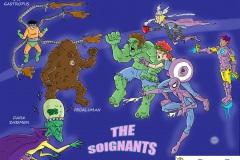 THE SOIGNANTS WEB