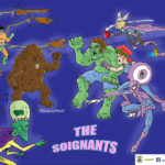 THE SOIGNANTS